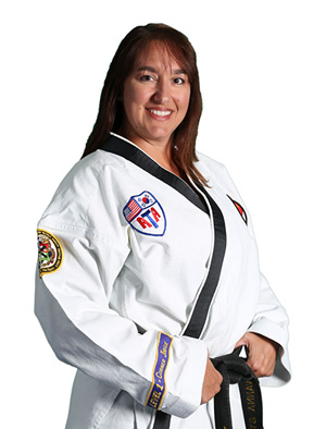 MRS. GIOVANNA STORNIOLO - Infinity Martial Arts